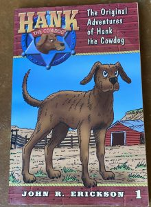 Hank the Cowdog Book